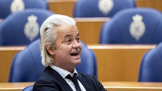 Een foto van Geert Wilders die meedoet aan de verkiezingen