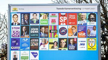 uitslag verkiezingen stemmen