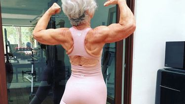 'Senior Fitgirl': 74 jaar en fitness influencer