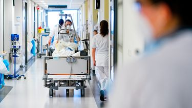 Een ziekenhuis.