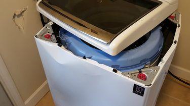Ook de wasmachines van Samsung kunnen exploderen