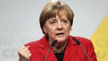 Angela Merkel Duitsland