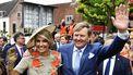 Koningsdag Willem-Alexander Máxima