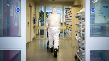 234 nieuwe sterfgevallen door corona, minder besmettingen