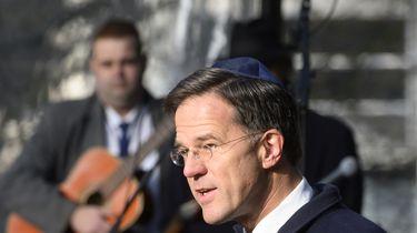 Rutte: excuses voor houding regering ten aanzien van Holocaust