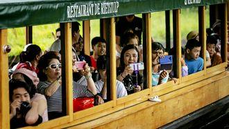 Toerisme Giethoorn neemt af door coronavirus