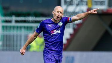 Arjen Robben terug in Oranje? Als het aan Frank de Boer ligt voorlopig niet