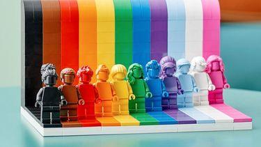 LEGO LGBTQ+ -gemeenschap diversiteit