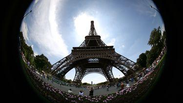 Eiffeltoren Frankrijk vakantie reizen