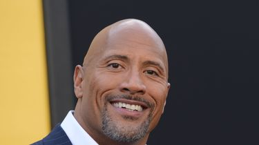 Dwayne Johnson is bestbetaalde acteur van Hollywood