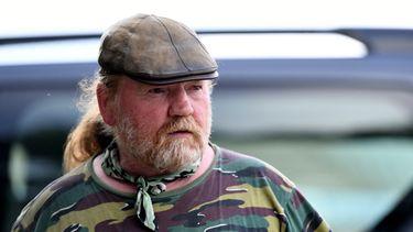 Jager Leonard Houben noemt de beschuldigingen tegen hem 'schandalig'.