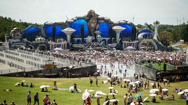 Kringloop verkoopt 'overgebleven afval' Tomorrowland