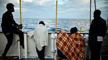 Italië en Malta weigeren 629 immigranten. / ANP