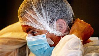 Dodental coronavirus stijgt met 5 naar 5956