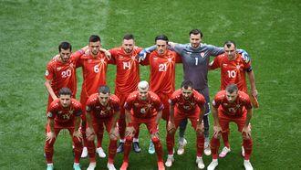 Noord-Macedonië, euro2020, EK