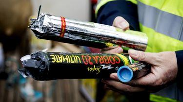 1000 kilo illegaal vuurwerk gevonden midden in woonwijk