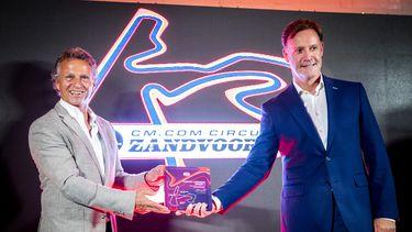Een foto van Jan Lammers en Robert van Overdijk