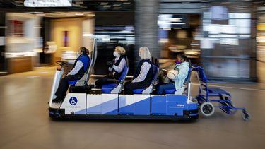 Een foto van Schiphol waarvoor je bij inkomende reizen een negatieve coronatest nodig hebt