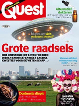 Quest ufo buitenaards leven