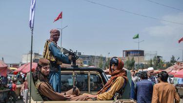 Taliban Afghanistan Nederlanders vast