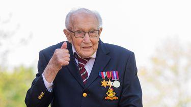 Geld blijft binnenstromen voor actie 99-jarige oorlogsveteraan