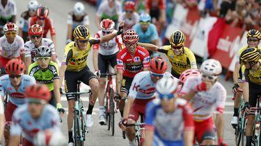 'Voorlopig geen sprake van ingekorte Vuelta'