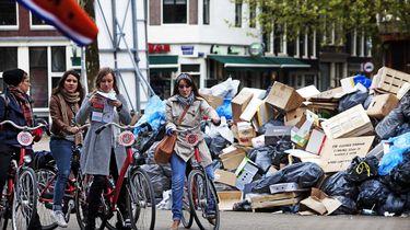 'Toerist, pak de bus als je niet kan fietsen'