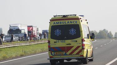 Iets oprapen op snelweg wordt Belgische man fataal