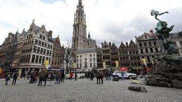 Foto van Antwerpen