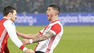 Een foto van Marco Senesi, een zekerheidje bij Feyenoord