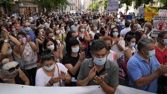 Griekenland voert wekelijkse testplicht in voor ongevaccineerden