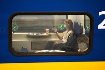 mondkapjesplicht trein