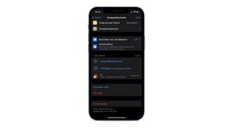 Een foto van Telegram via iOS