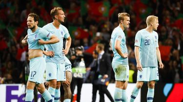 Oranje grijpt naast Nations League