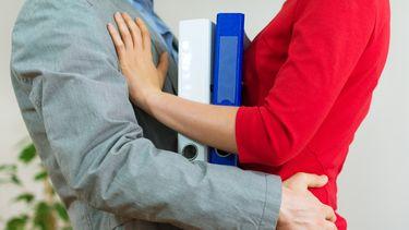 'Mannen durven niet meer te flirten op het werk'