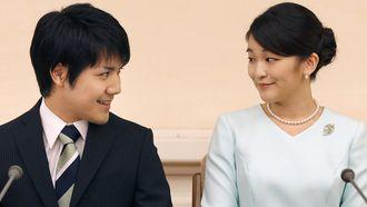 Japanse prinses Mako en Kei maken verloving officieel