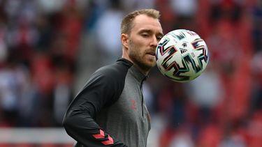 Christian Eriksen EK voetbal Denemarken