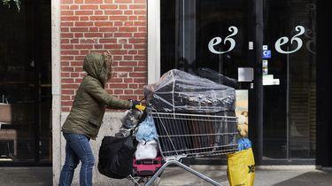 Leger de Heils start campagne voor daklozen tijdens corona