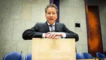 Jeroen Dijsselbloem nu buddy via schulden-app
