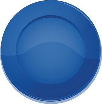 Een foto van een blauw bord dat helpt bij het afvallen