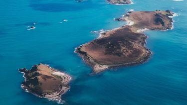 Isles of Scilly Engeland eilanden