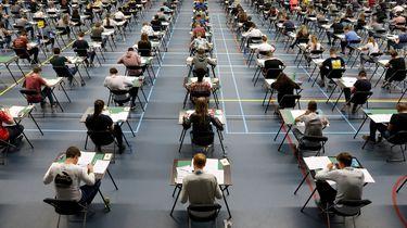Gespreid examen doen: een voordeel of juist niet? / ANP