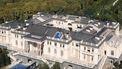 Het paleis uit de film van Aleksej Navalni.