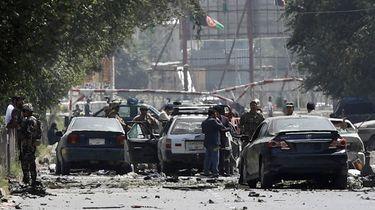 Weer bloedige aanslag in hoofdstad Afghanistan