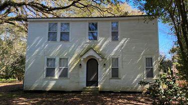 Niemand wil dit gratis huis hebben, het spookt