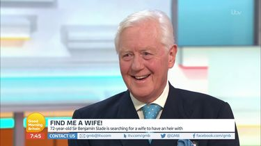 Britse miljonair met eisenlijstje zoekt vrouw