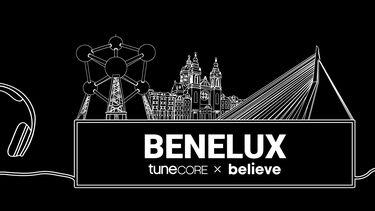 Believe Tunecore muziek Spotify