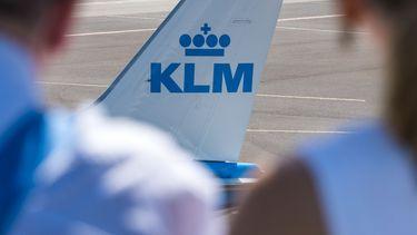 Staking KLM dreigt 'Piloten hebben constante jetlag'