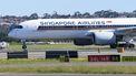 foto van Singapore Airlines