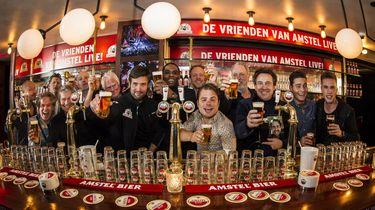 De Vrienden van Amstel van nu (en toen)